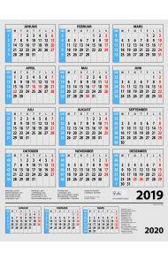 7.Sans Årskalender 2019
