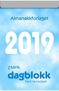 7.Sans Dagblokk M/Navnedager