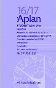Aplan Student Mini Uke Årssett 19/20