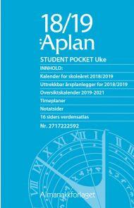 Aplan Student Pocket Uke Årssett 19/20