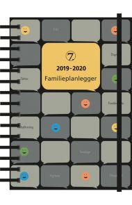 7. Sans Familieplanlegger A5 Smiley 19/20