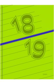 7.Sans Studentdagbok A5 Lilla 19/20
