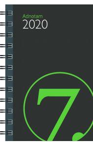 7.Sans Adnotam Refill Grå 2020