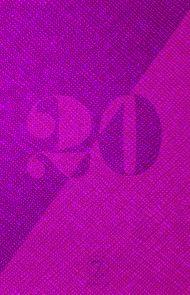 7.Sans Adnotam Imitert Skinn Rosa 2020