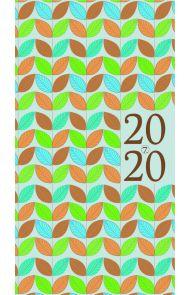 Lommekalender 7Sans Datum 2020