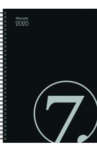 7.Sans Novum Spiralisert Refill Sort 2020