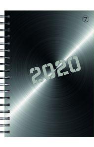 7.Sans Dagbok A5 Spiralisert 2020