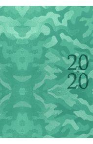 7 Sans Dagbok Turkis A5 2020
