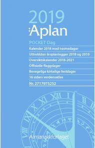 A-Plan Pocket Dag Årssett