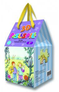 PUSLESPILL KARSTEN OG PETRA 3D 36