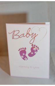 Systemkort 6 Fødsel Jente P20