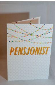 Systemkort 180 Pensjonist P20