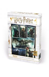 Puslespill 1000 Harry Potter & Deathly Hallows