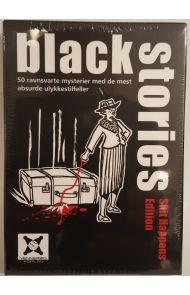Spill Black Stories Shit Happens