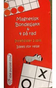 REISESPILL BONDESJAKK/4 PÅ RAD MAGNETISK