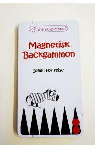 REISESPILL BACKGAMMON MAGNETISK