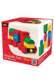 Brio Stablelokomotiv M/Magnet