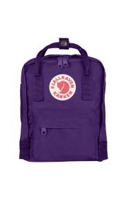 Sekk Fjallr Kånken Mini Purple
