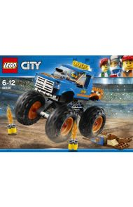 Lego Monstertruck 60180