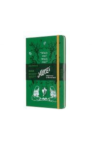 Moleskine 12M(2020) Uke L Alice Green