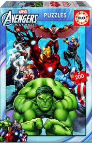 Puslespill Educa 200 Avengers