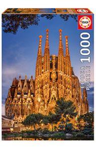 Puslespill Educa 1000 Sagrada Familia