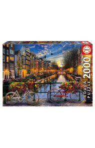 Puslespill Educa 2000 Amsterdam