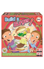 Spill Build A Burger