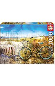 Puslespill Educa 1000 Bike In The Dunes