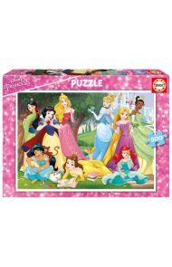 Puslespill Educa 500 Disney Princess