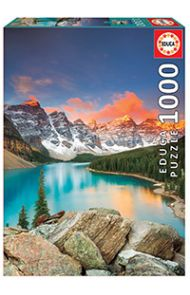 Puslespill Educa 1000 Moraine Lake, Canada
