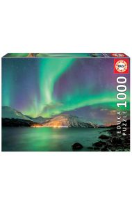 Puslespill 1000 Northern Lights Educa