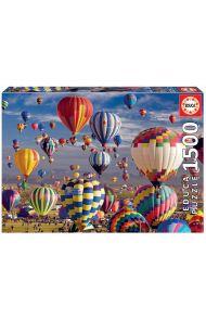 Puslespill Educa 1500 Hot Air Ballons
