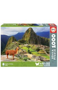 Puslespill Educa 1000 Machu Picchu, Peru