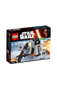 Lego First Orders stridspakke 75132