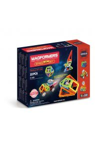 Leke Magformers Space Wow Set