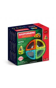 Leke Magformers Curve 20 Set