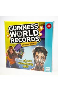 Spill Guinness World Records