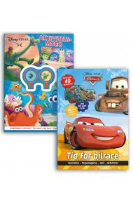Disney aktivitetsbokpakke