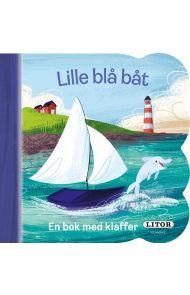 Lille blå båt