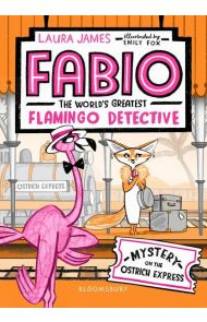 Fabio the world's greatest flamingo detective