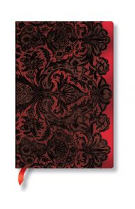 Paperblanks Rouge Bodoir Mini Linjert