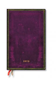 Paperblanks 12M 2019 Cordovan Maxi Hor