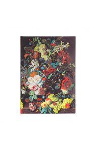 Paperblanks 18M(19-20)  Van Huysum Midi