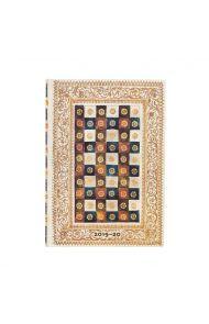 Paperblanks 18M(19-20)  Aureo Midi Flexi