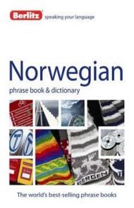 Norwegian phrase book & dictionary