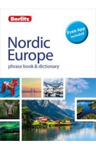 Nordic Europe phrase book & dictionary