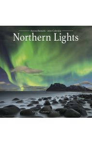 Kalender 2020 Av 30x30 NORTHERN LIGHTS