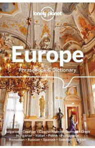 Europe phrasebook & dictionary