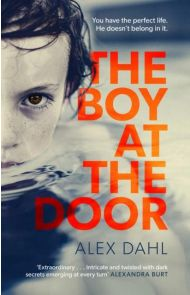 The boy at the door